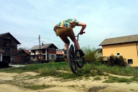 U BMX biciklizmu ima više disciplina