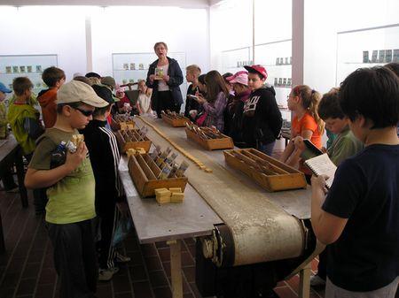 U Muzeju prehrane vidjeli su pakiranja Podravkinih prvih kokošjih juha