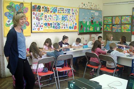 Predškolci su vidjeli kako izgleda sat lektire