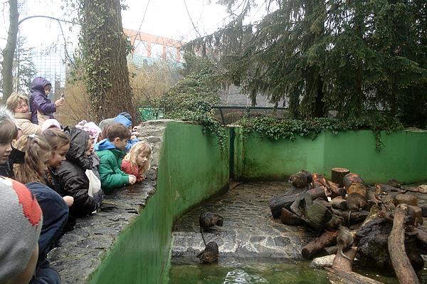 Učenici su posjetili kazalište i zoološki vrt