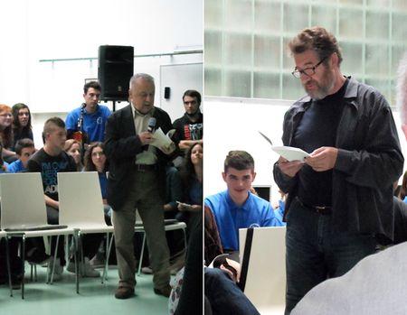 Učenicima su se predstavili hrvatski i inozemni pjesnici