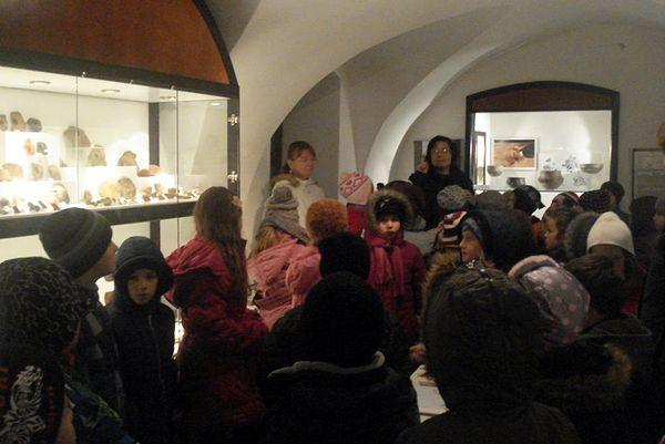 Učenici su posjetili Gradski muzej, Likovnu galeriju, katedralu i crkvu svetoga Križa