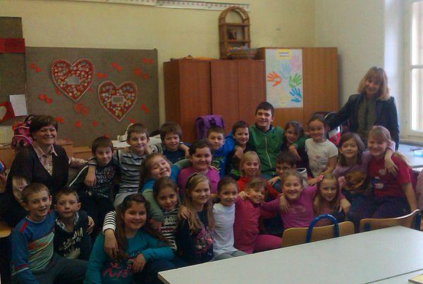 Domagoj je rado s mlađima podijelio svoja iskustva.