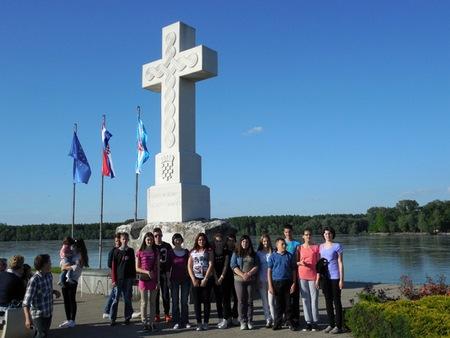 Na utoku Vuke u Dunav