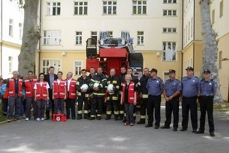 Rad ekipa nadgledao je zamjenik gradonačelnika Tomislav Katanović