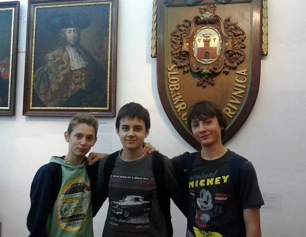 Juraj Nekić bio je prvi, Filip Tomac drugi, a ekipno s Matijom Šimunčićem zauzeli su prvo mjesto