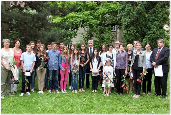 Nagrađeni učenici naše škole