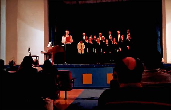 Nastup naše bivše učenice Ane Bratić