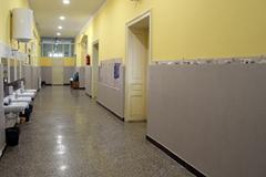 Uređeni hodnik u prizemlju