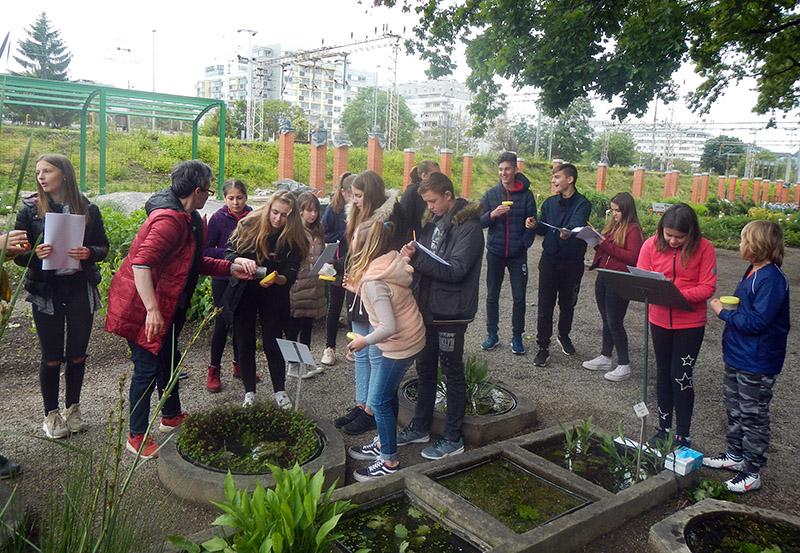 Posjet Botanickome Vrtu Izvor