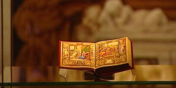 Knjiga koju je Klović oslikavao devet godina