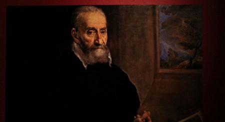 Reprodukcija Klovićeva autoportreta koji je napravio El Greco oko 1570. godine