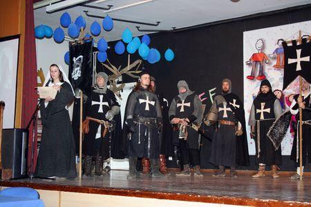 Red čuvara grada Zagreba izveo je svoj program
