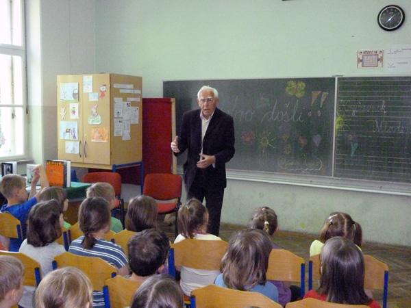 Kušec se predstavio učenicima prvog i drugog razreda