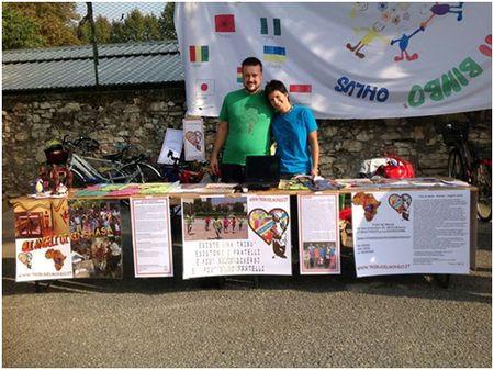 Annalisina i Frabrizijeva udruga provodi različite akcije za pomoć siročadi u Africi