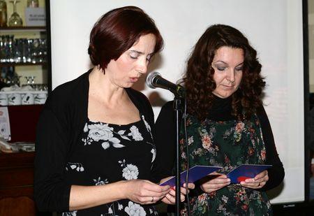 Cesarićeve stihove govorile su profesorica Danijela Zagorec i učiteljica Sandra Poje.