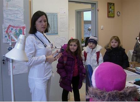 Doktorica Tatjana Relić-Niemčić govorila je o svome poslu