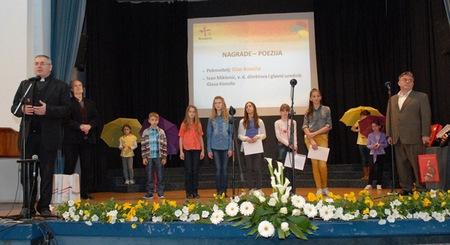 Dobitnici nagrada u žanru poezije
