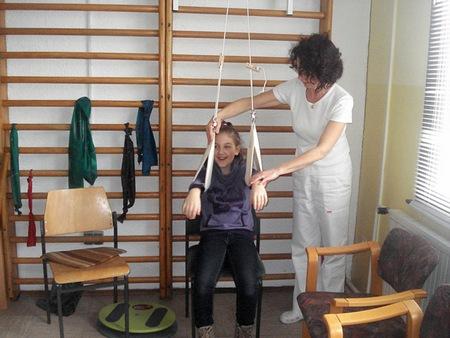 Vježbe kod fizioterapeuta