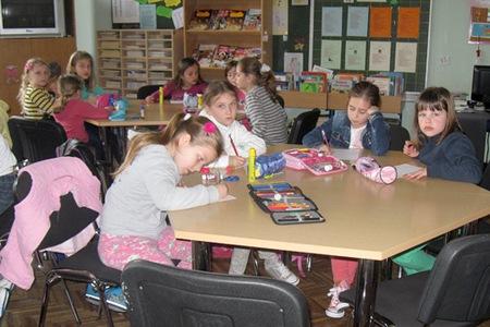 U literarnom natječaju učenici su pisali nastavak priče o Prašnjavku