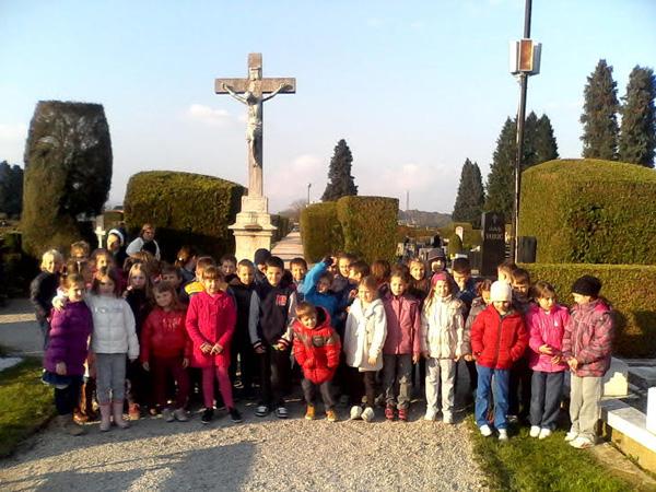 Molitva kod križa za sve pokojne