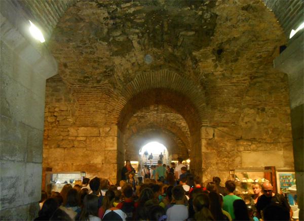 Podrumi Dioklecijanove palače