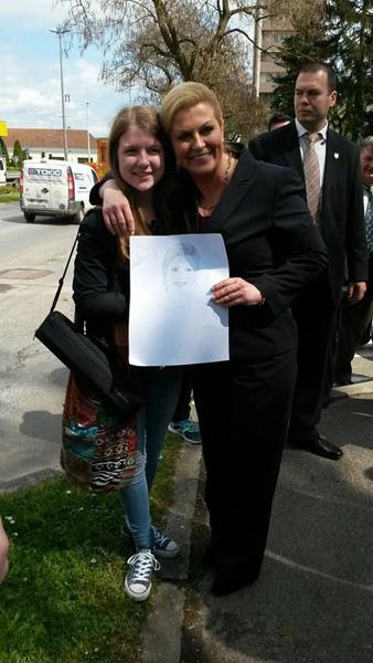 ana i predsjednica